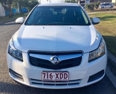 2012 Holden Cruze Auto for Sale