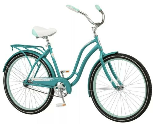 Schwinn S3055WMA 26 inch Huntington Womens Cruiser Bike - Te