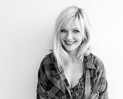 Adorable B W Kirsten Dunst 8X10 Celebrity Photo  Photo  745  Free Shipping