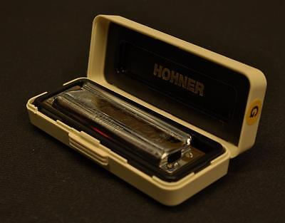Hohner Marine Band 1896/20 Key Of G Harmonica Harp