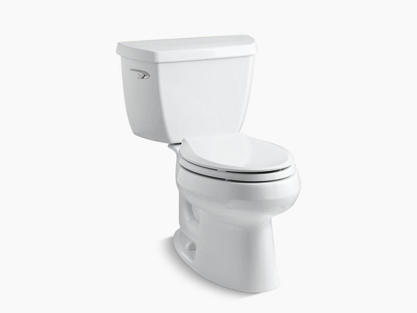 Kohler Elongated Toilet Seat Biscuit Toilet Seat