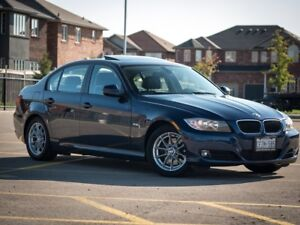 2011 BMW 323i - LOW KMS! Certified