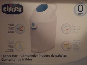Chicco diaper box Illawong Sutherland Area Preview