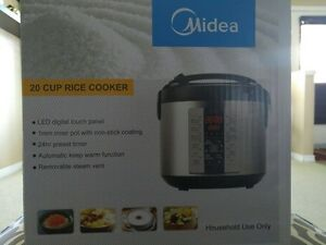 Midea Rice Cooker New Packed