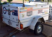 6 x 4 Box Trailer with Canopy Garbutt Townsville City Preview