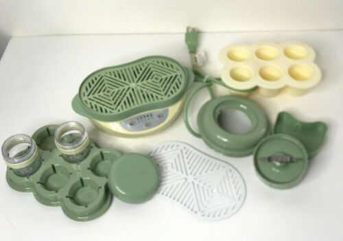Lot of Magic Bullet Baby Bullet Replacement Parts Accessories Steamer Base