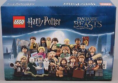 SEALED Complete Set of 22 Lego 71022 Minifigures Harry Potter & Fantastic Beasts