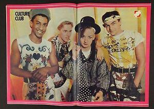 Culture Club Boy George mag.RAZEM No 25/1983 - <span itemprop=availableAtOrFrom>europe, Polska</span> - Zwroty są przyjmowane - europe, Polska