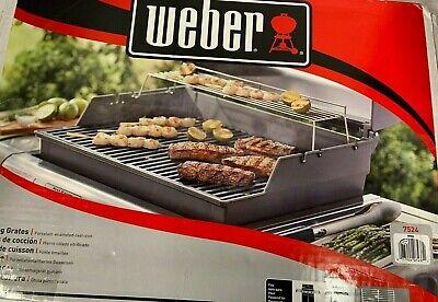Weber 7524 Porcelain-Enameled Cast-Iron Cooking -