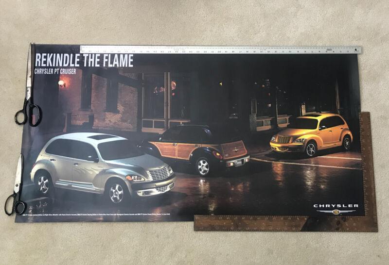 Rekindle The Flame Chrysler PT Cruiser Poster