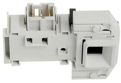Bloqueo de Puerta Lavadora Seguridad Eléctrico Interruptor Para Bosch Balay 3TS,
