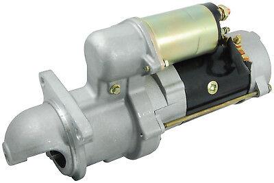 Forklift Hi-lo Starter - 28mt 12v 6581n Fits Clark Wperkins Engine