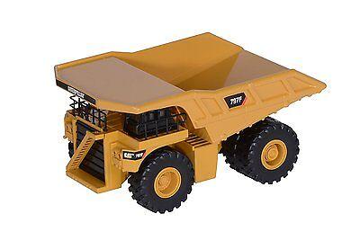 ToyState Caterpillar Metal Machines 797F Dump Truck Diecast Vehicle CAT39521