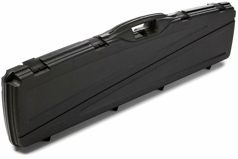 Plano Lockable Hard Case Double Non-Scope Rifle / Shotgun Gu