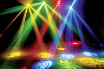 NITE CLUB PARTY LIGHTS 18th -21st PARTY, FORMALS, DISCO'S  4 HIRE