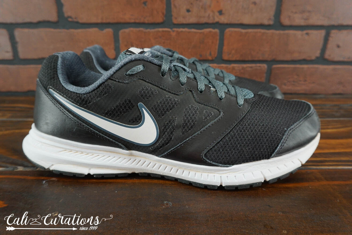 how to choose skate shoes outlet sale VGC! Nike Downshifter 6 684652-003 Mens Size 11.5 Running Shoes Black/White