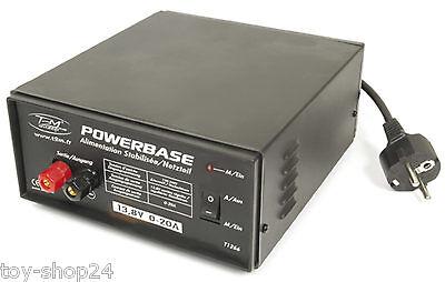 T2M Powerbase Netzteil 13,8V 0-20A 250 W #  T1266