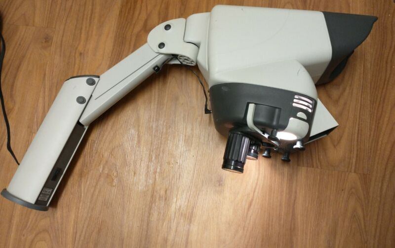 Vision Engineering Mantis Microscope w/ 8X & 4x Lenses (Working Condition)