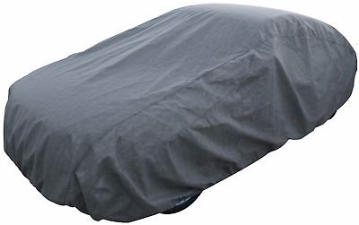 5 Layer Car Cover For Large Car 19Ft Outdoor Water Dust Rain Uv Sun Resistant