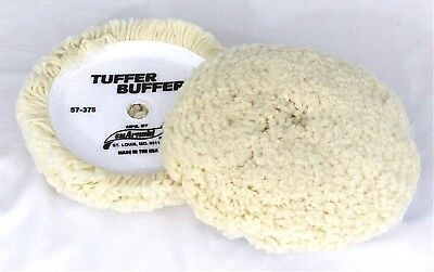 Wool Buffing Pad and Compounding Pad 7.5