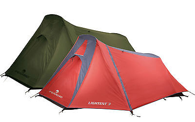 Lightent Ferrino tenda igloo super leggera trekking campeggio outdoor compatta