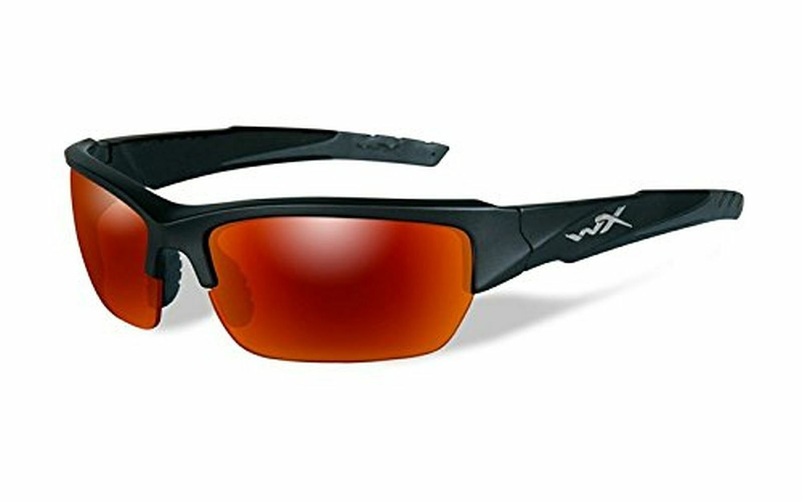 Wiley X Sunglasses Valor CHVAL05 Black Town Tone With