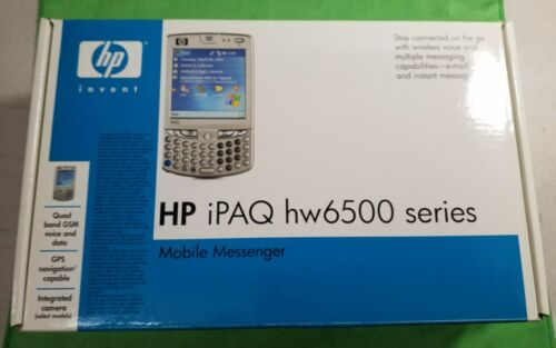 HP iPAQ HW6500 Series Mobile Messenger Pocket PC -  hw6510a (Cingular)