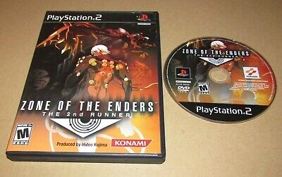 Zone of the Enders: The 2nd Runner for Playstation 2 PS2 Fast Shipping comprar usado  Enviando para Brazil
