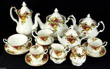 Royal Albert 4 person Dinner, Tea Seat ( 27 pieces) Nollamara Stirling Area Preview