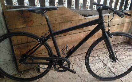 Trek Soho S Single Speed 17.5 (Medum) 2011 bike