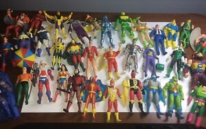Vintage 1980s Kenner Super Powers