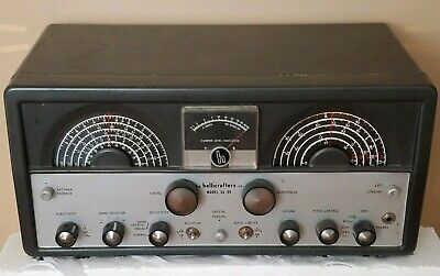 Hallicrafters SX-99 SX-110 Receiver Primo Tube Set 6K6