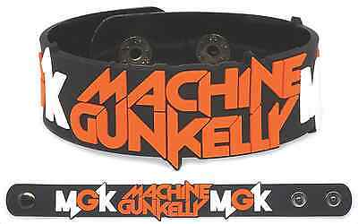Machine Gun Kelly Rubber Bracelet Wristband General Admission Mgk