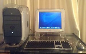 Power Mac G4 with Display, Software and Accessories Eden Hills Mitcham Area Preview