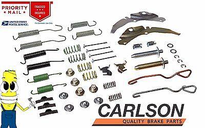Drum Brake Hardware Kit-Pro Rear Carlson H2324 1976-2002 CADILLAC CHEVY GMC