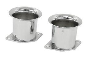 Weber-Velocity-Stacks-2-1-4-40mm-Or-44mm-IDF-Weber-Carburetors-Pair