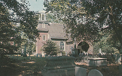 Old Swedes church Wilmington Delaware #D30