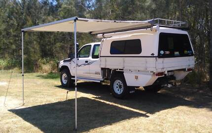 Toyota Hilux 4x4 3Ltr  (complete camping unit) Lismore Lismore Area Preview