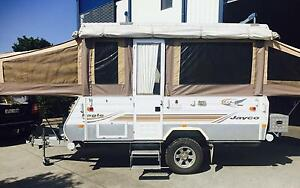 Jayco Eagle Outback 2006 with full annexes Tuggerah Wyong Area Preview