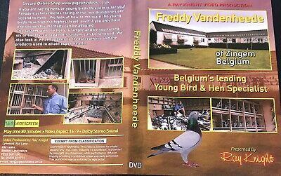 Freddy Vandenheede , Racing Pigeon Dvd