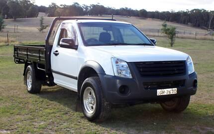 2008 Holden Rodeo RA MYO8