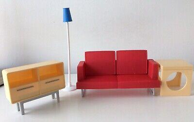 Barbie Mattel Living Room Furniture Set Good Condition