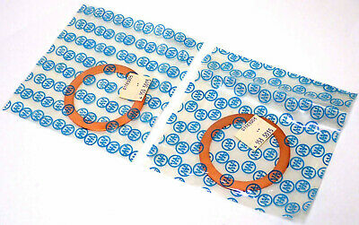 Varian 9535015 Copper Gasket 3.25 Conflat Flange Lot Of 2 New