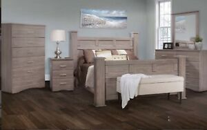 BEDROOM SET 8 PCS BRRANND NNEEWW