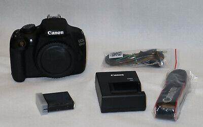 Canon EOS 1200D Rebel T5 18.0MP Digitalkamera DSLR Gehäuse Body *Händler*