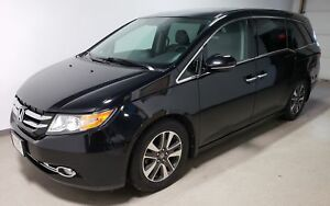 2015 Honda Odyssey Touring - Just arrived