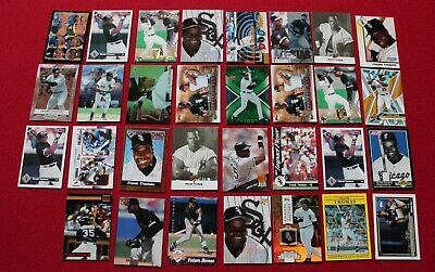 Frank Thomas (White Sox) - Hot Card Lot (31) - Special Inserts