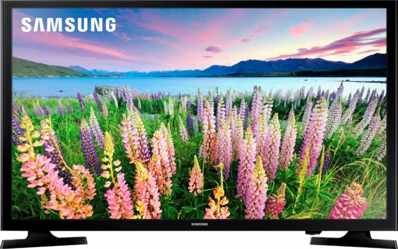 """Samsung - 40"""" Class 5 Series LED Full HD Smart Tizen TV"""