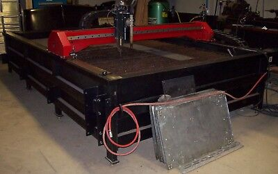 Torchmate X 5' x 10' Water Table Plasma Cutter Torch Hypertherm Powermax 85  for sale  Bristol