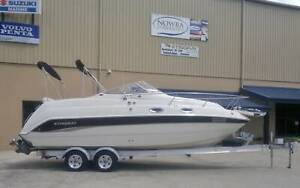 Stingray 240CS Cabin Cruiser South Nowra Nowra-Bomaderry Preview